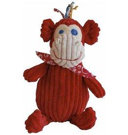 Deglingos knuffel - aap