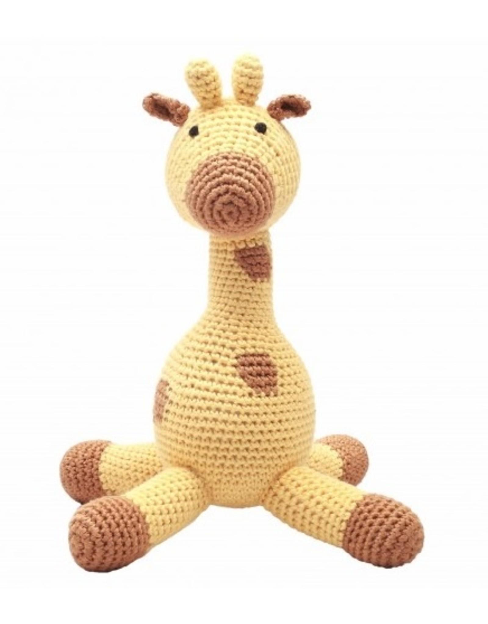 natureZOO knuffel - Meneer Giraffe