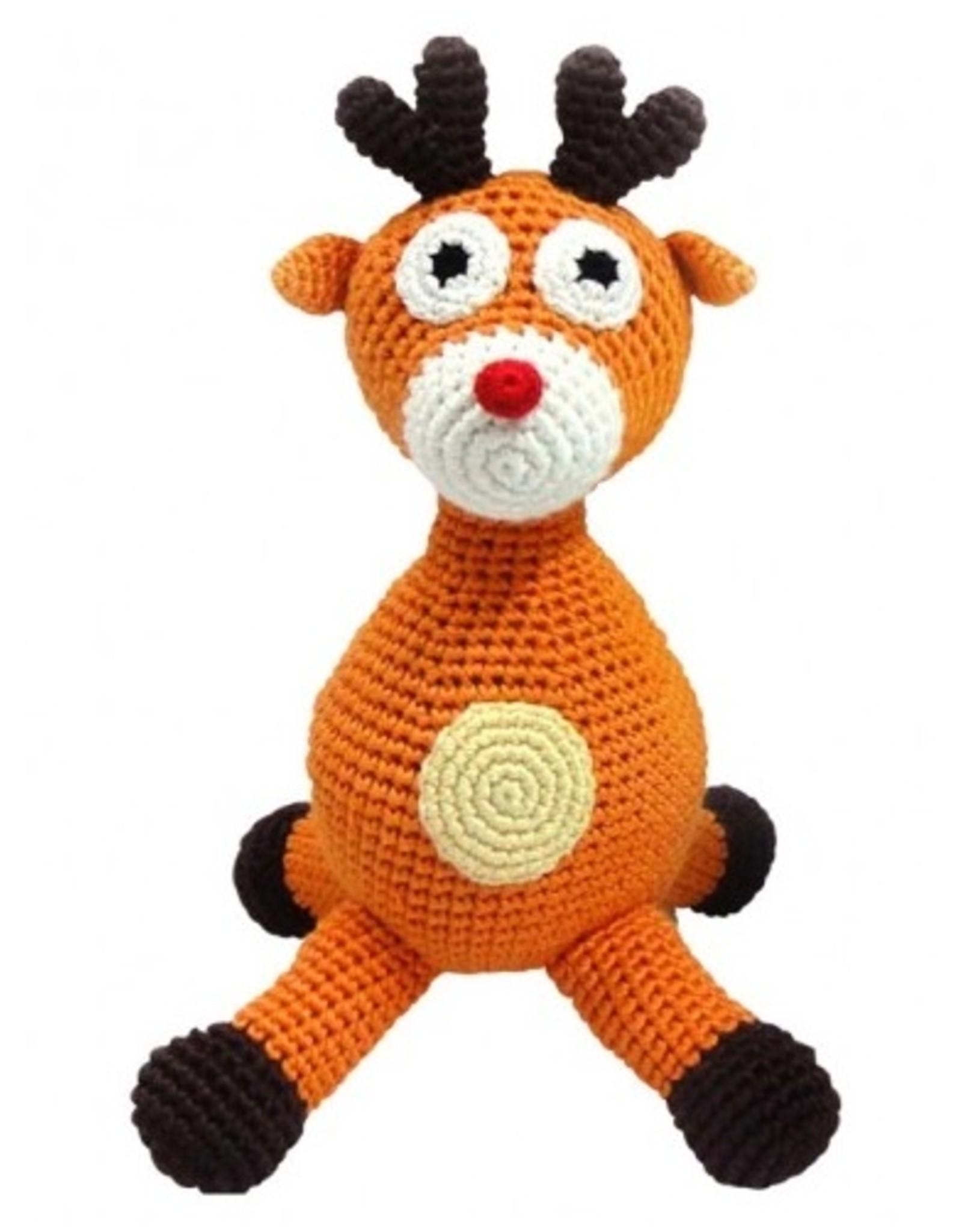 natureZOO stuffed animal - Miss Rudolph