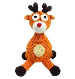 natureZOO stuffed animal - Miss Rudolph