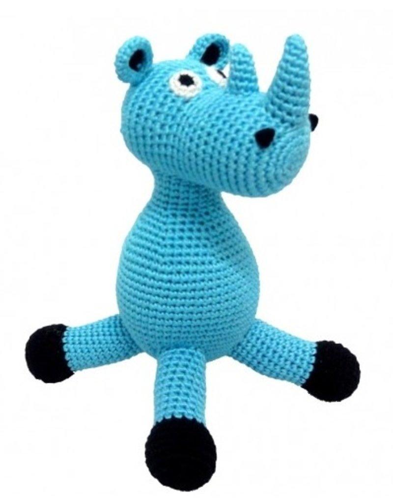 natureZOO stuffed animal - Mister Rhino