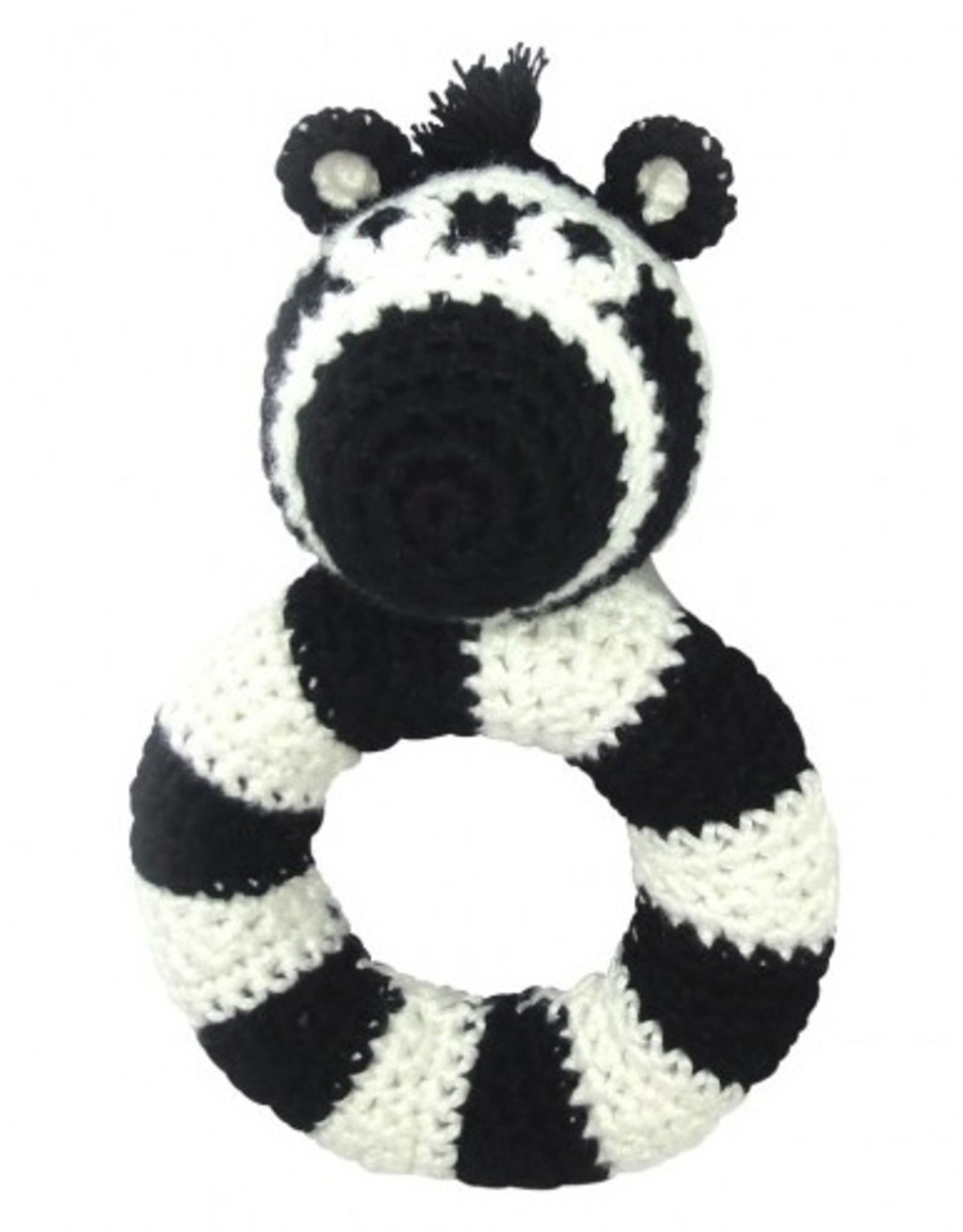 natureZOO rattle - mister Zebra