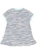 loud+proud Summer dress - blue stripes