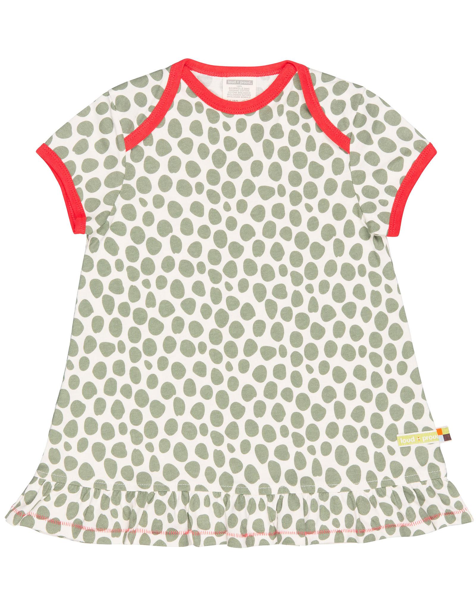loud+proud Summer dress - leopard spots