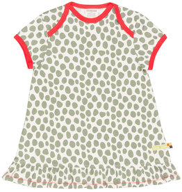 loud+proud Summer dress - leopard spots