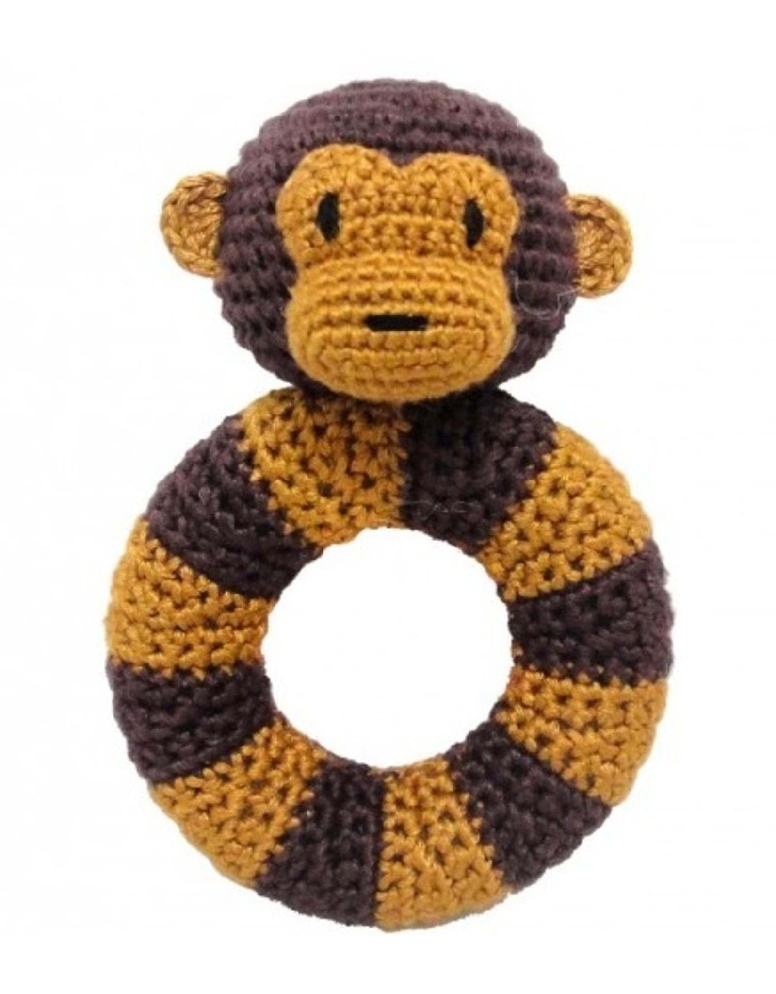 natureZOO rattle - mister Monkey