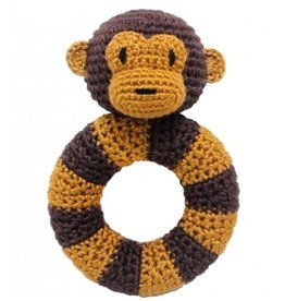 natureZOO rattle - mister Monkey