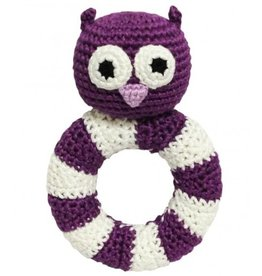 natureZOO rattle - miss Owl