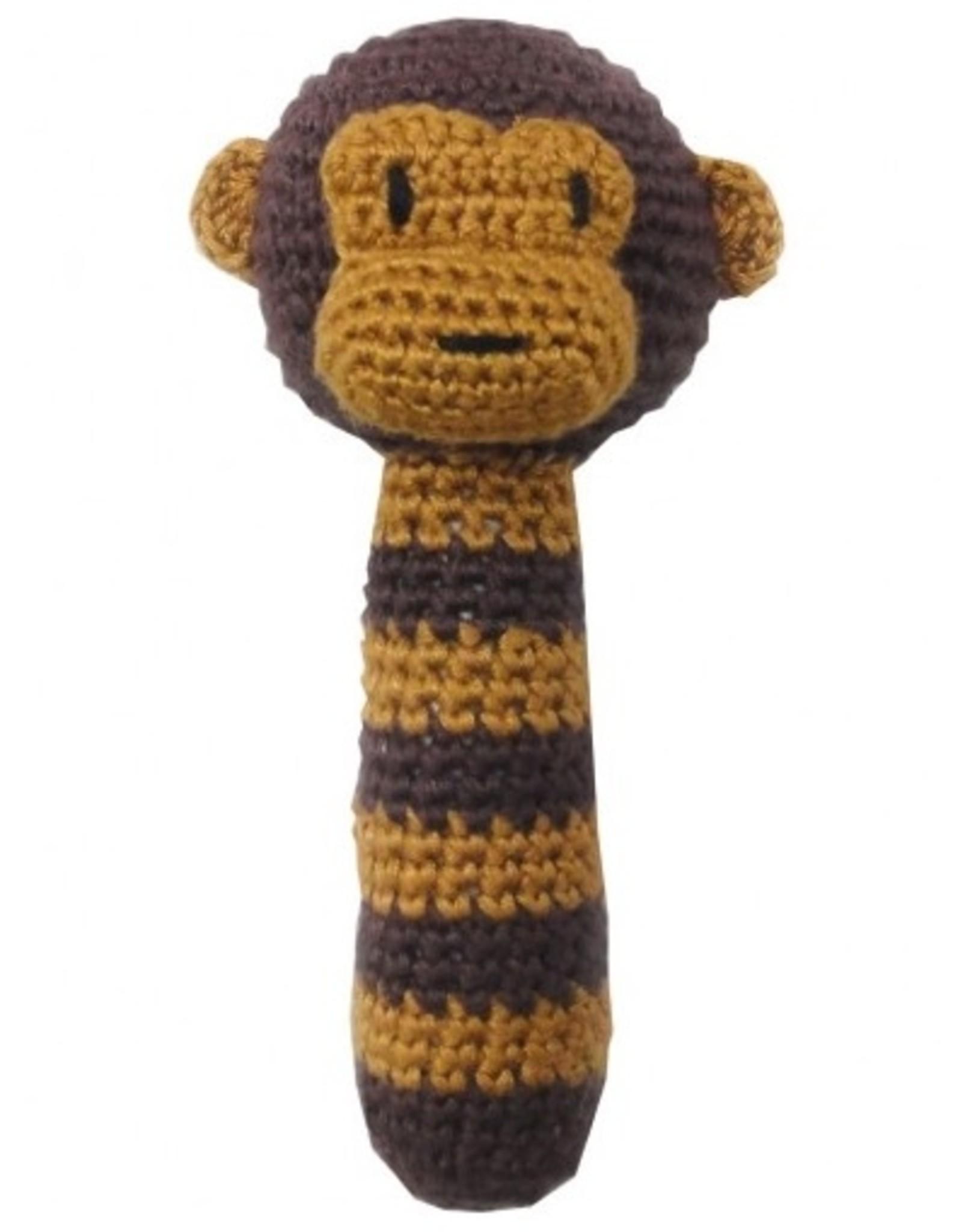 natureZOO stickrattle - mister Monkey