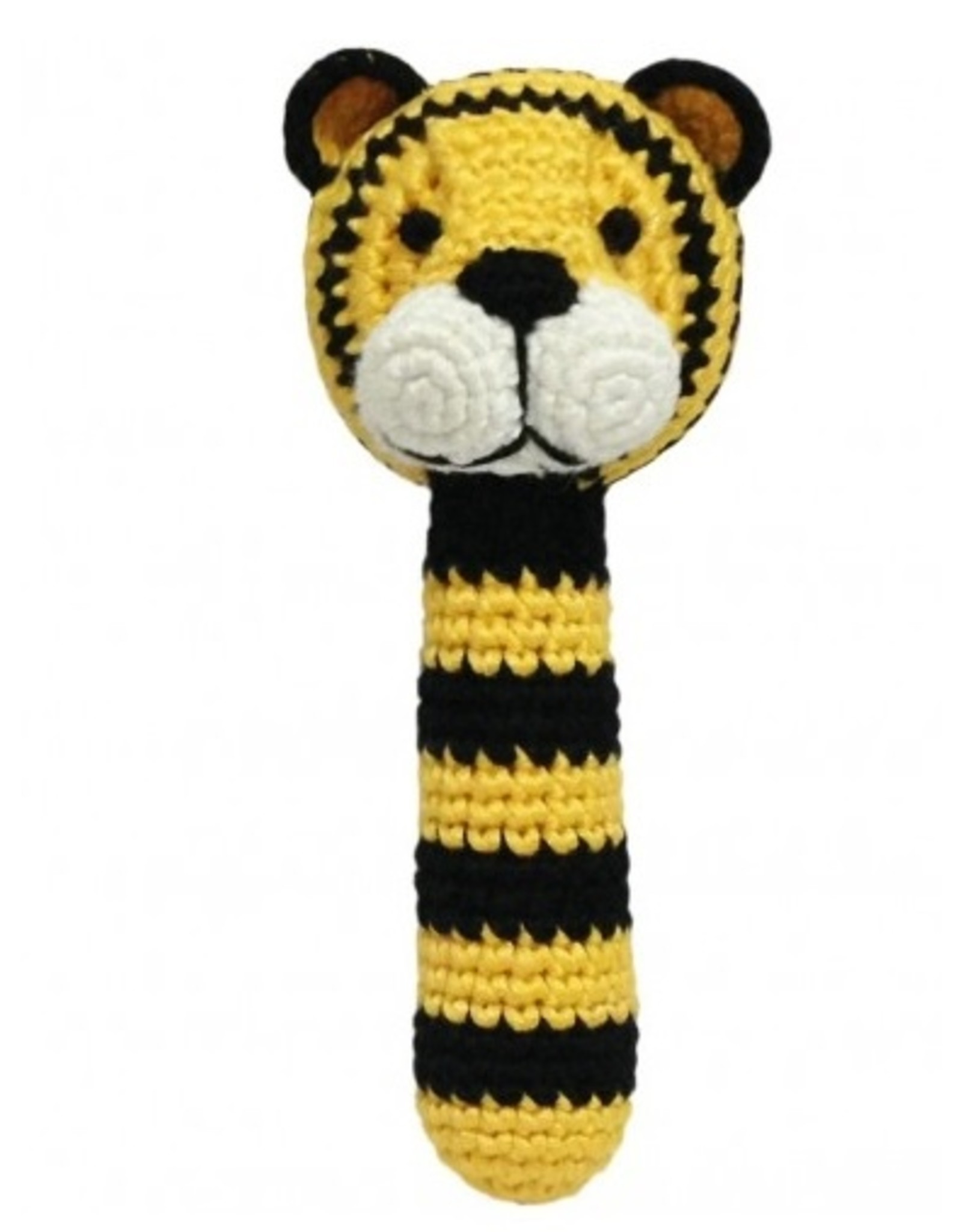 natureZOO stickrattle - mister Tiger