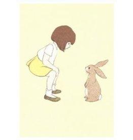 Belle & Boo kaart - eerste ontmoeting
