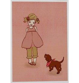 Belle & Boo kaart - ik en mijn hondje