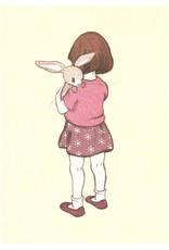 Belle & Boo kaart - knuffel