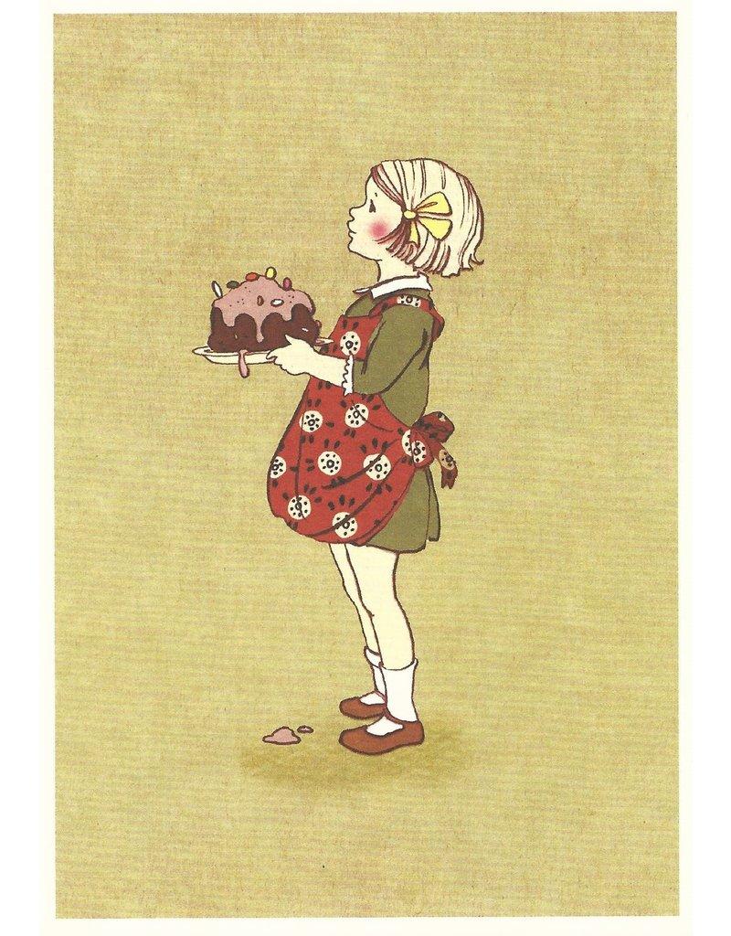 Belle & Boo card - Yummy