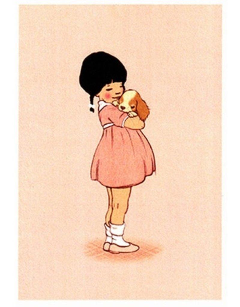 Belle & Boo kaart - Puppie