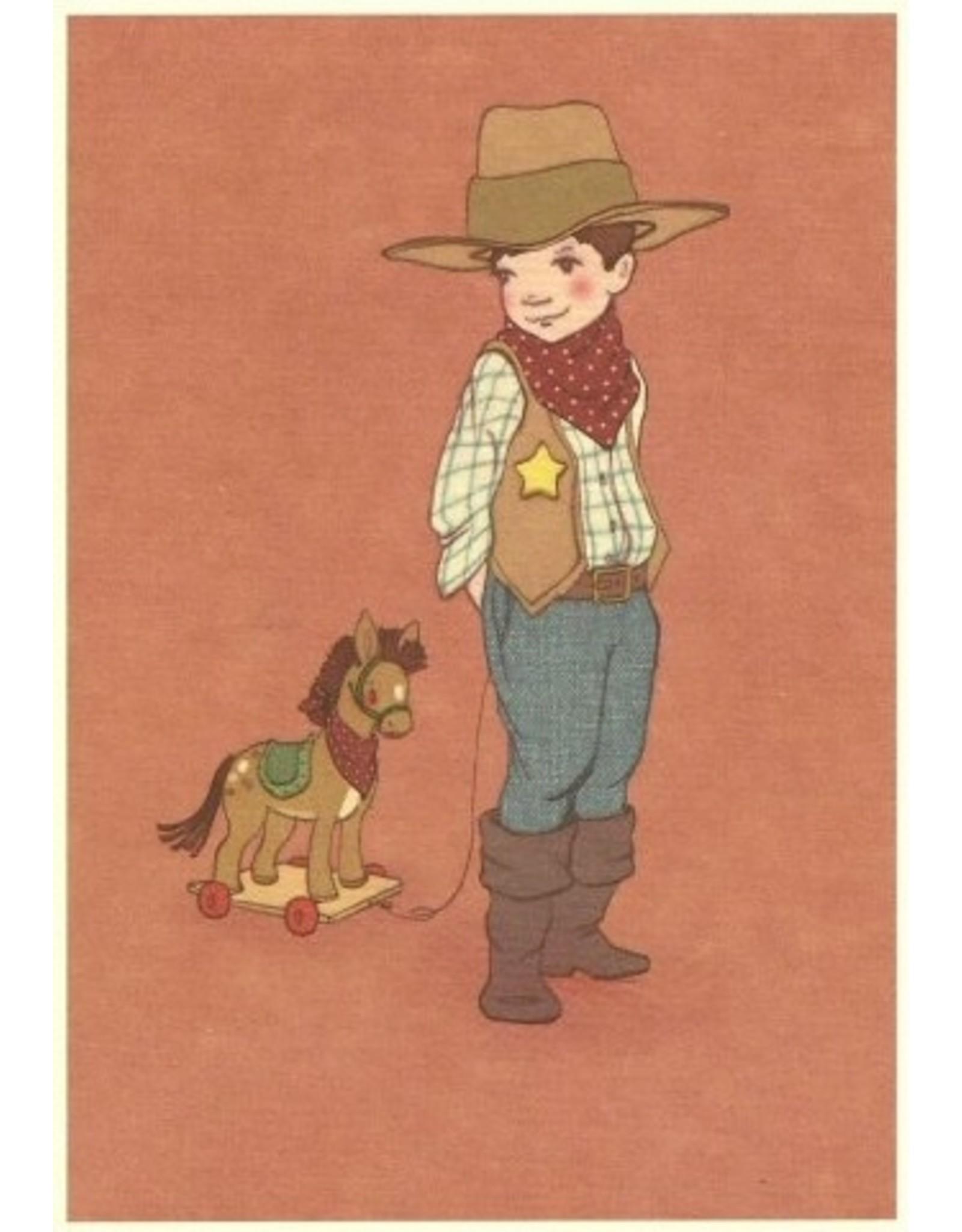 Belle & Boo kaart - Yeehaw!