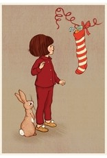 Belle & Boo kerstkaart - Verrassing
