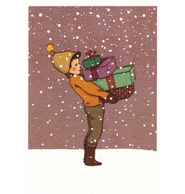 Belle & Boo kerstkaart - Allemaal voor jou