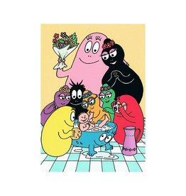 Barbapapa - Bathroom