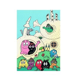 Barbapapa - At home