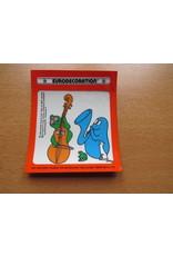 Barbapapa - vintage Decal tile stickers
