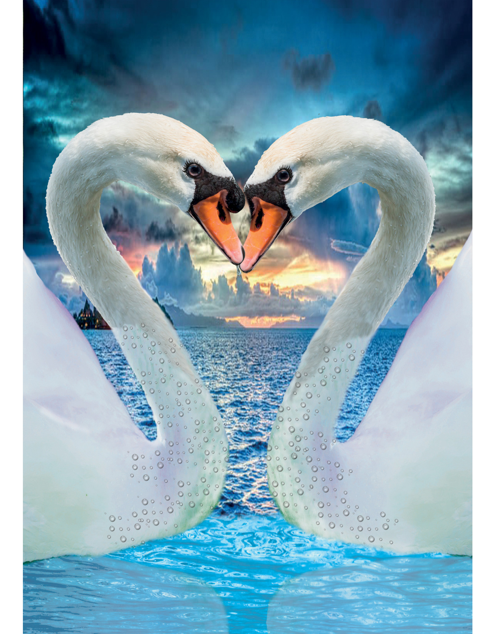 De Kunstboer - Swans