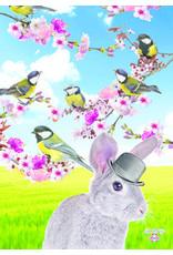 De Kunstboer - konijntje