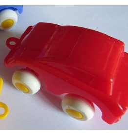 Vikingtoys - red car (7cm)