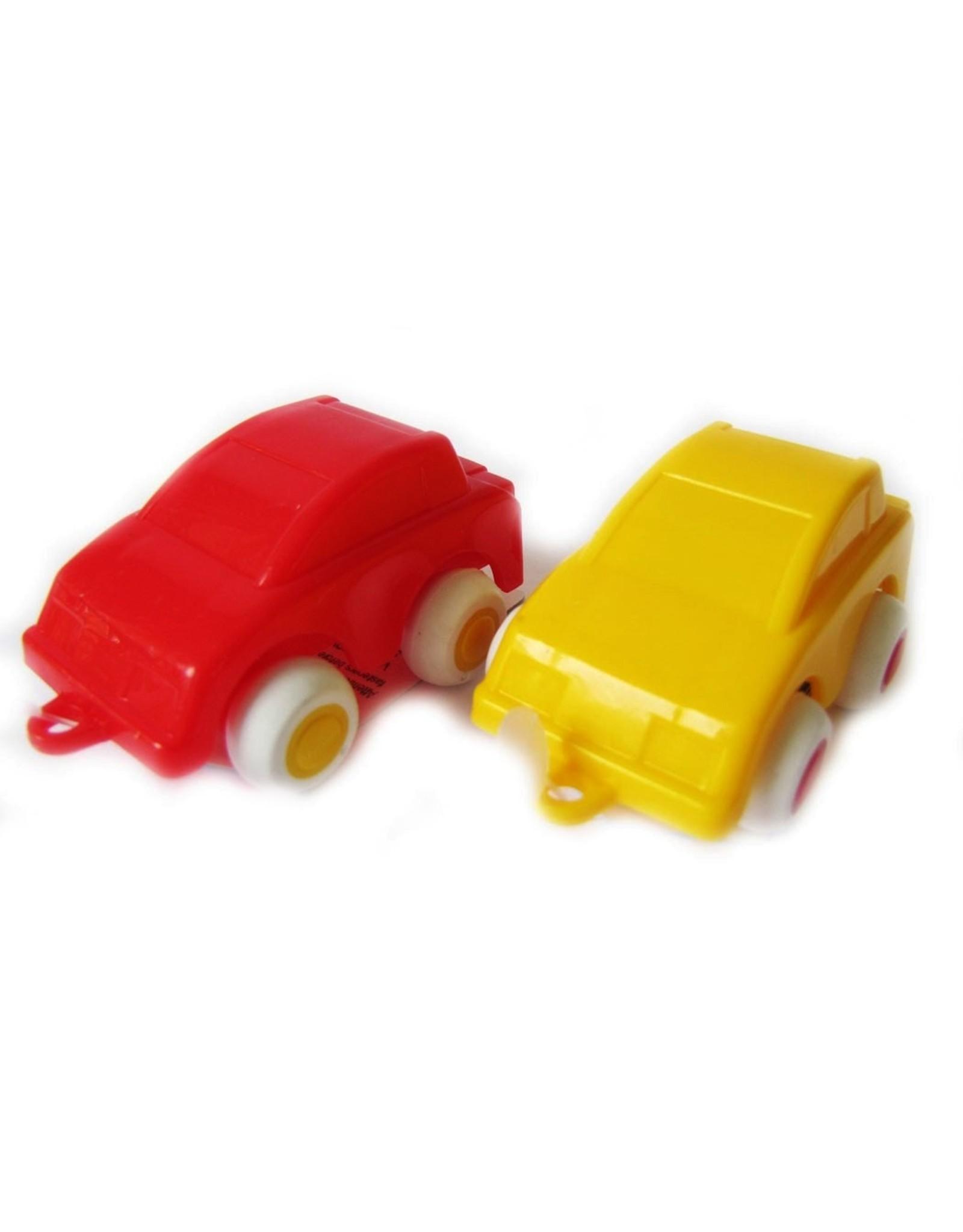 Vikingtoys - rode auto (7cm)