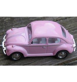 Volkswagen Kever(1:64) - roze