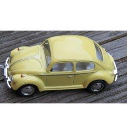 Volkswagen Kever(1:64) - geel