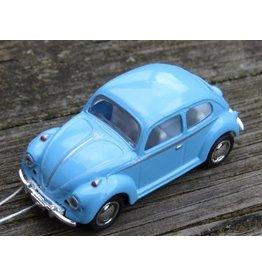 Volkswagen Beetle (1:64) - blue