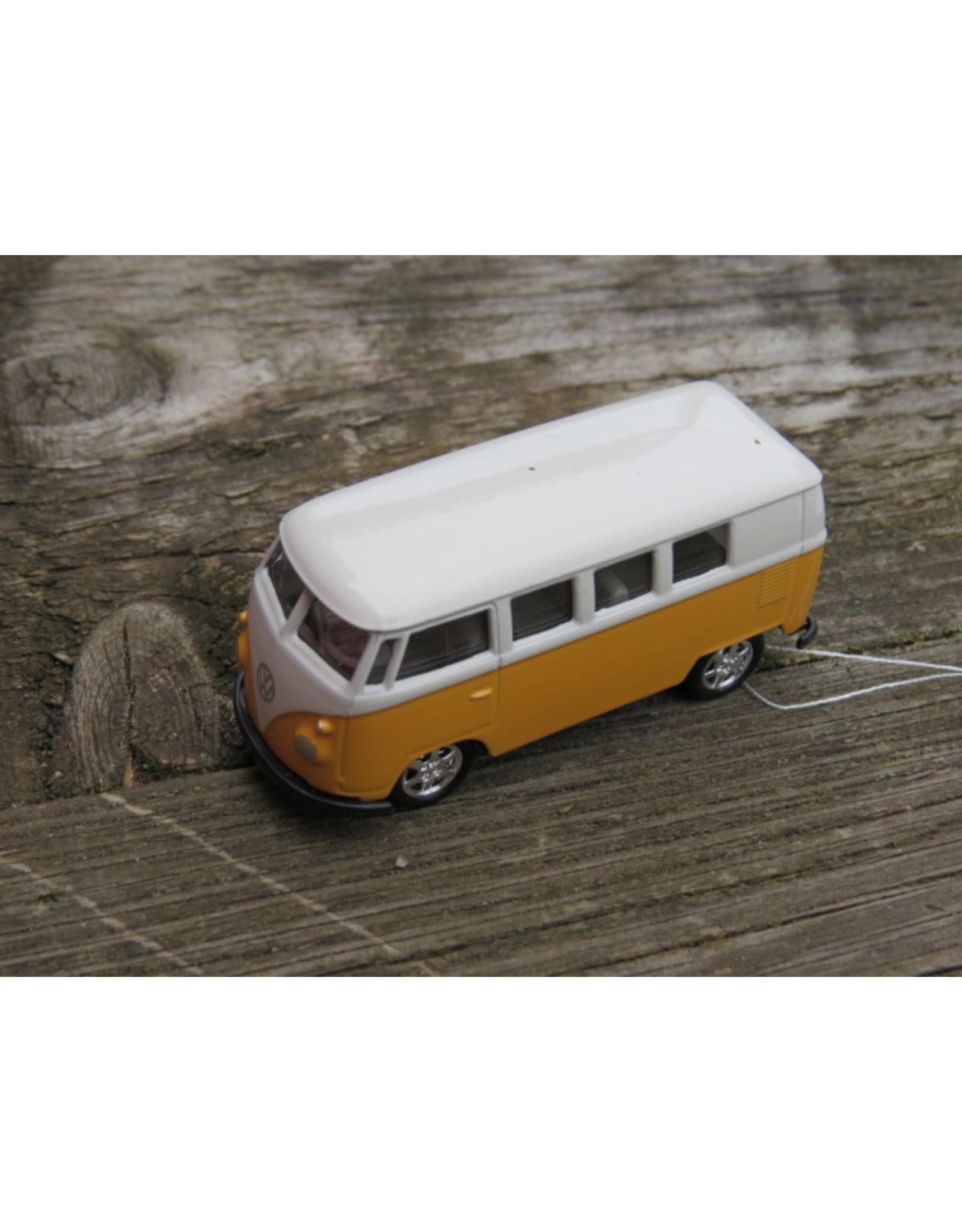 Volkswagen Van  (1:64) - yellow