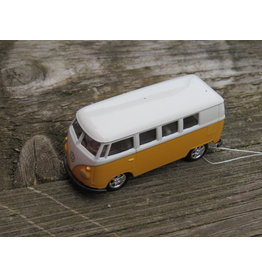 Volkswagen T1 Busje (1:64) - geel