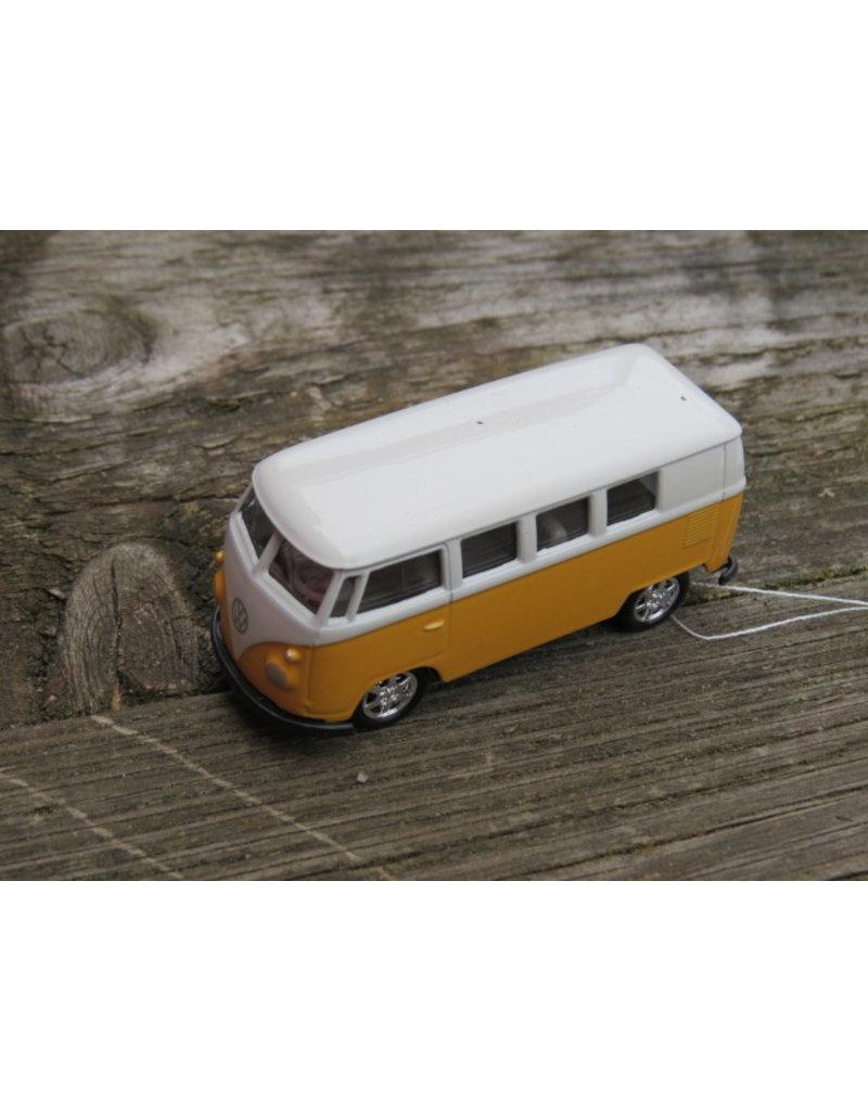 Volkswagen Busje (1:64) - geel
