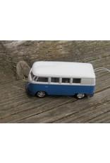 Volkswagen T1 Busje (1:64) - blauw