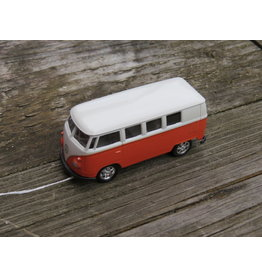 Volkswagen T1 Busje (1:64) - oranje