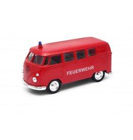 Volkswagen T1 Busje (1:34) - Feuerwehr