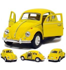 Volkswagen Beetle (1:32) - yellow