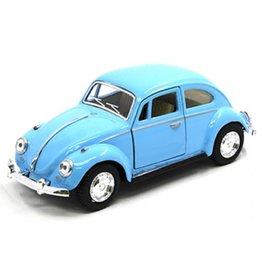 Volkswagen Beetle (1:32) - blue