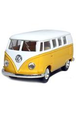 Volkswagen 1962 Busje (1:32) - geel
