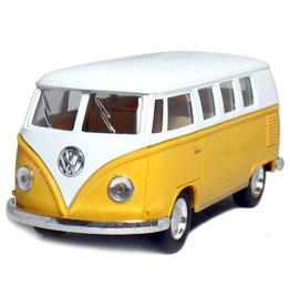 Volkswagen 1962 Van  (1:32) - yellow