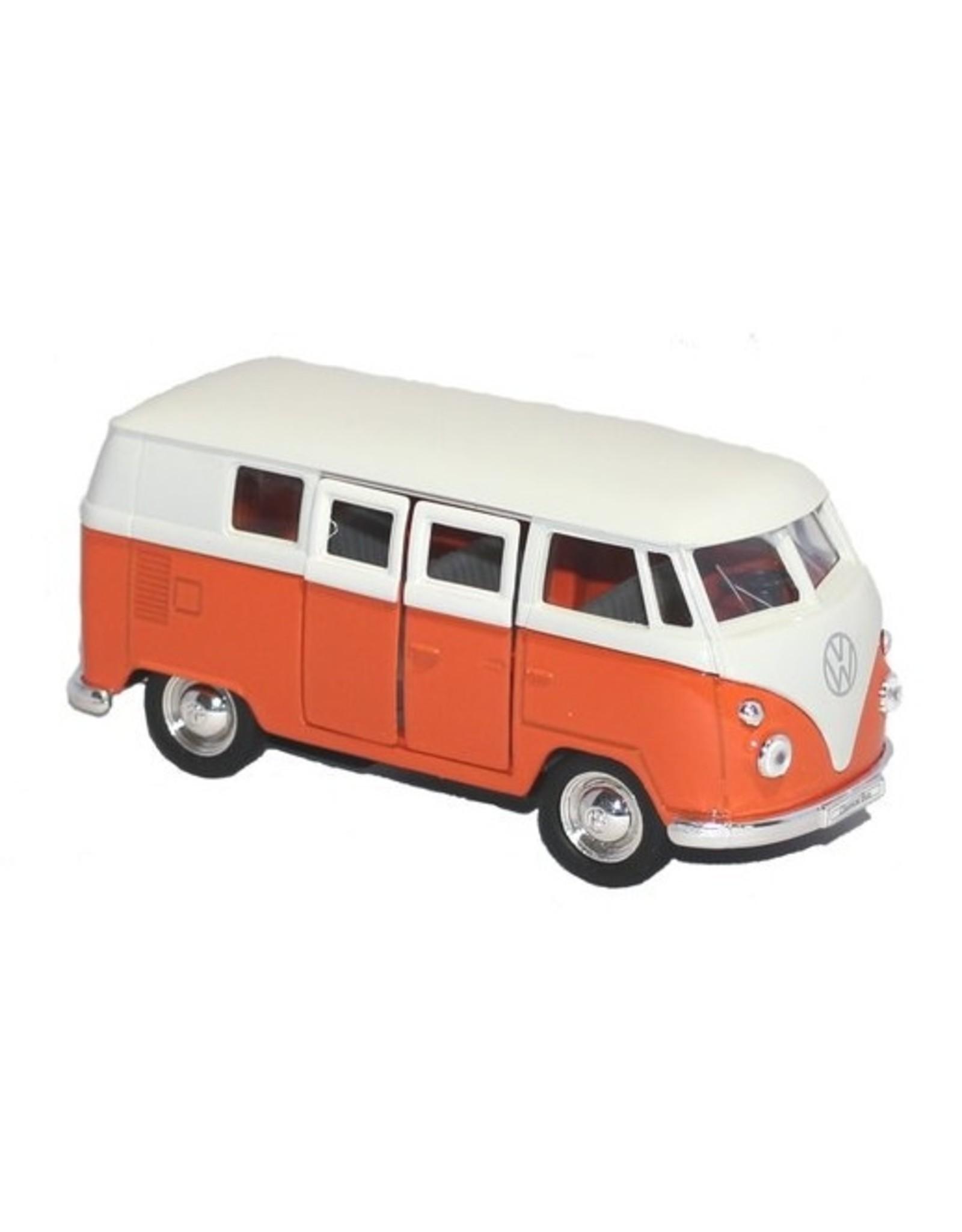 Volkswagen 1962 Busje (1:32) - oranje