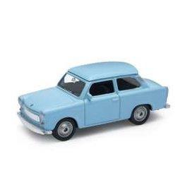 Trabant (1:60) - blue