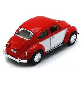 Volkswagen Beetle (1:32) - red / white