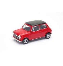 Mini Cooper (1:34) - rood