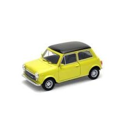 Mini Cooper (1:34) - geel