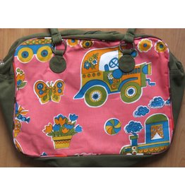 Huisteil Big shoulder bag - children's print