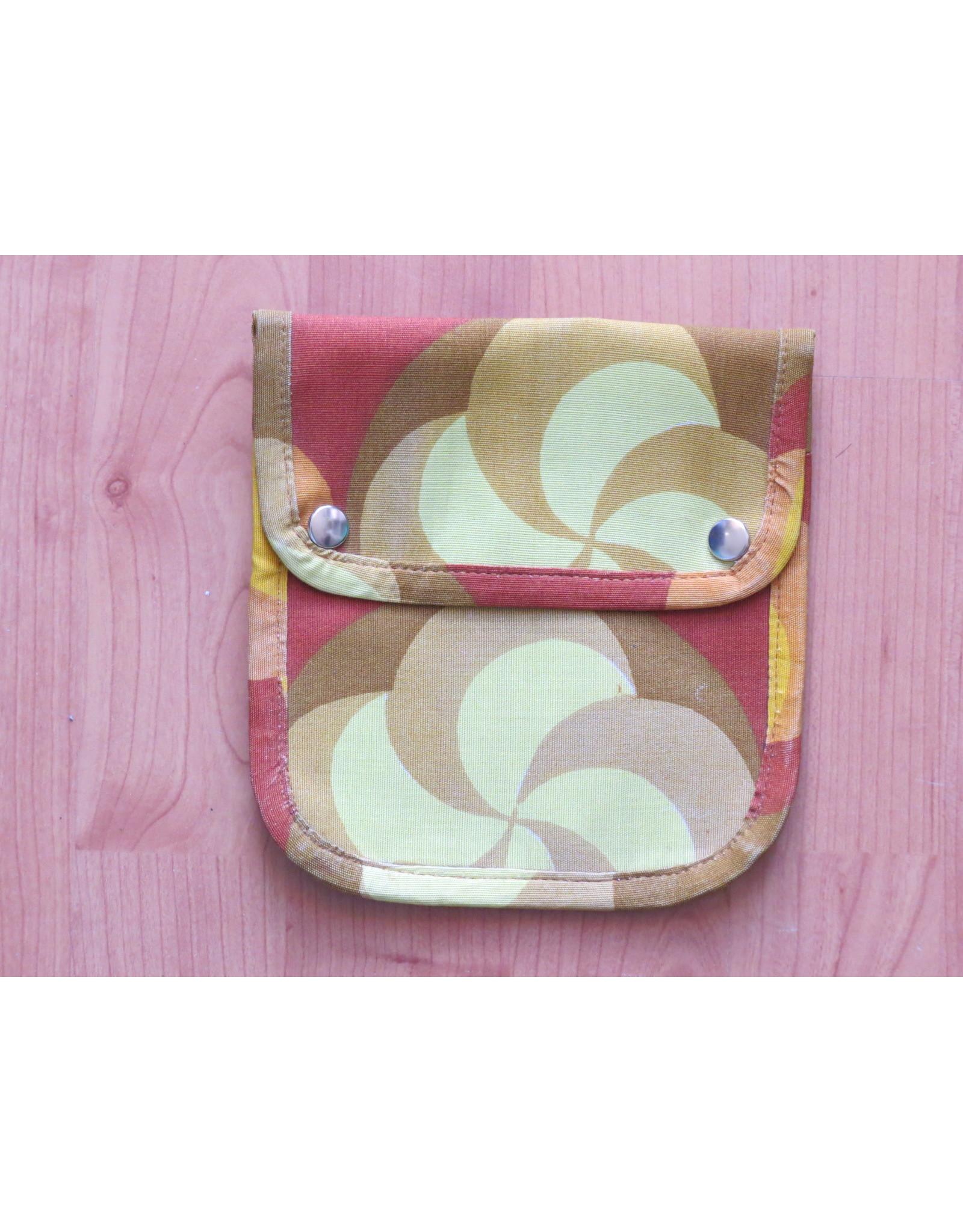 Huisteil Small shoulder bag - vintage print