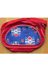 Huisteil Retro shoulder bag - more hearts